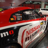 Nismo Showroom Bathurst Nissan R35 GT3 Side